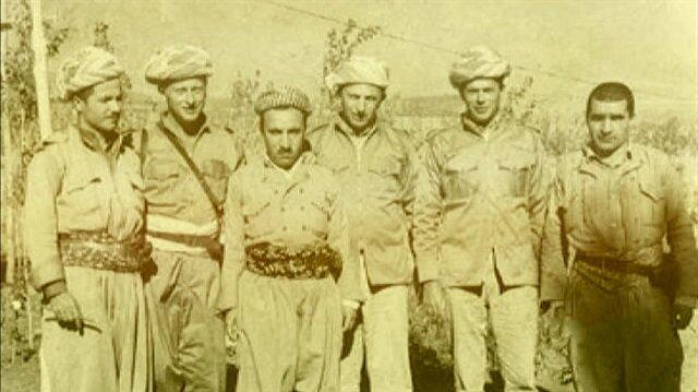 Emperyalist güçlerin maşası: Barzaniler