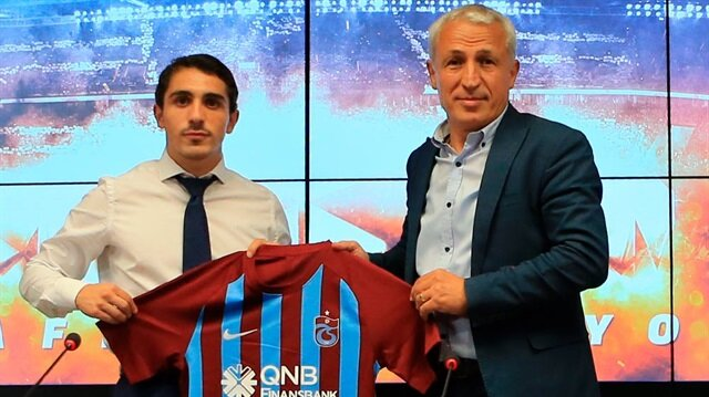 Trabzonspor'un genç yıldız adayı Abdülkadir Ömür geçtiğimiz günlerde bordo mavili kulüple 2022'ye kadar sözleşme imzalamıştı.