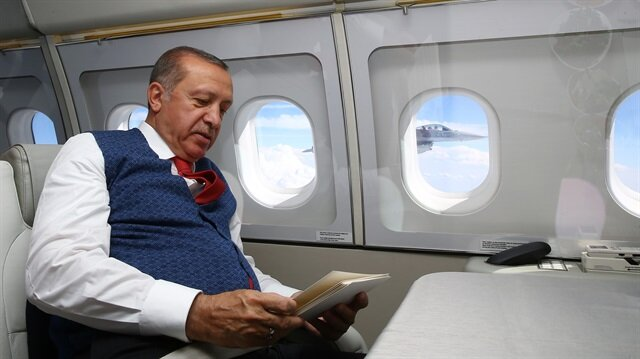 Cumhurbaşkanı Erdoğan'dan çatışmasızlık bölgesi için kritik açıklama