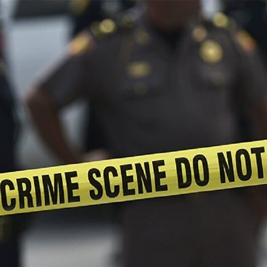 Soygun sahnesini gerçek sanan polis oyuncuya ateş etti