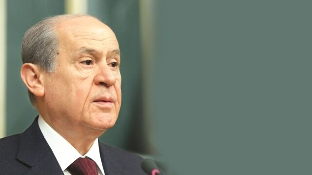 MHP lideri Bahçeli, 'Beş bin ülkücü Kerkük için hazır' sözlerini eleştiren CHP'ye tepki gösterdi