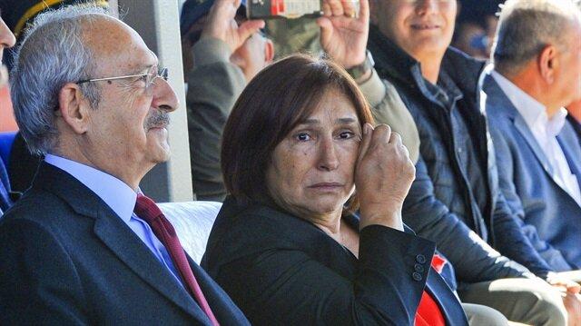 CHP Genel Başkanı Kemal Kılıçdaroğlu ve eşi Selvi Kılıçdaroğlu