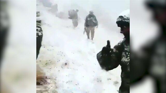 Mehmetçikten Kato Dağı'nın zirvesinde terör operasyonu!
