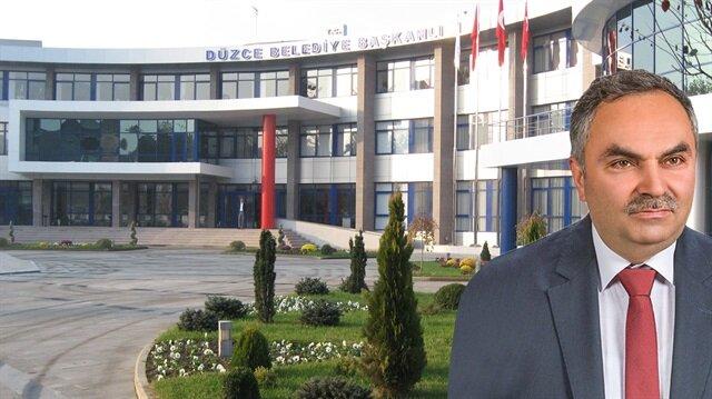 Düzce Belediye Başkanı AK Parti'nin adayı Dursun Ay oldu