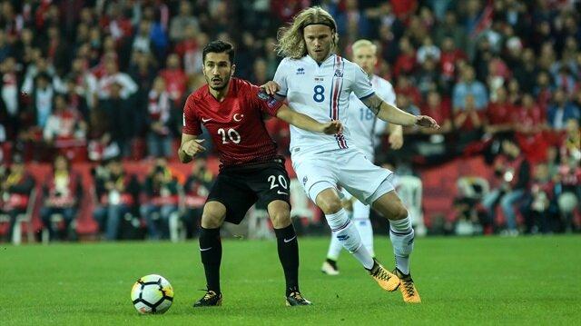 A Milli Takımımız, İzlanda'ya 3-0 yenilerek Dünya Kupasına gitme şansı son buldu.