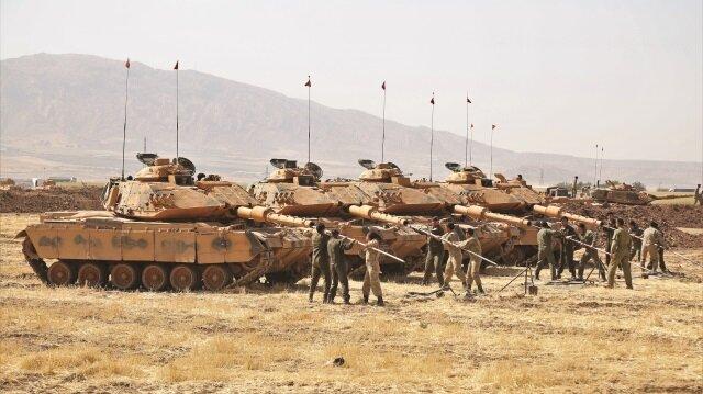 Şırnak'ın Silopi ilçesindeki askeri tatbikatın 19. günü geride kaldı.
