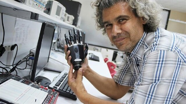 Yerli el protezi üretecek