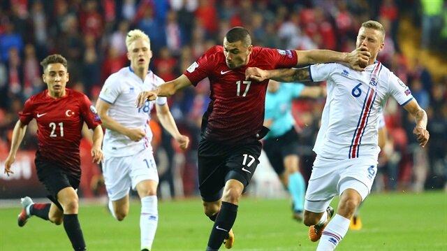 Türkiye İzlanda maç özeti haberimizde.