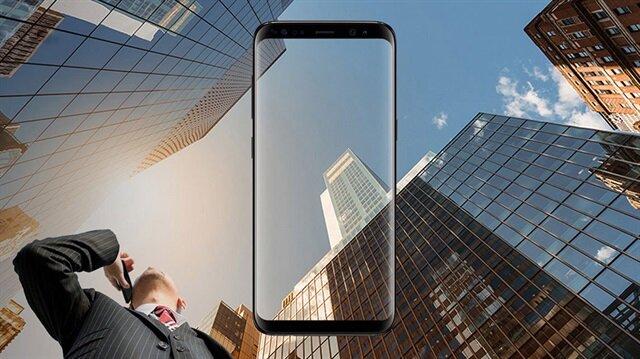 Samsung iş adamlarına özel bir Note 8 serisini satışa sundu.
