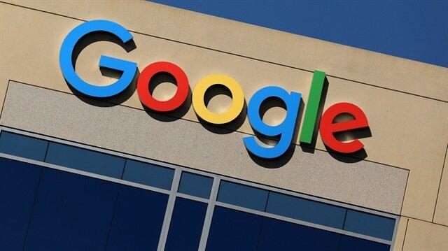 Google'ın ana sayfasına Market ve Hakkında sekmeleri eklendi.