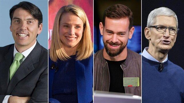 Teknoloji şirketlerinin CEO'ları, güne başladıkları erken saatlerle şaşırtıyor.