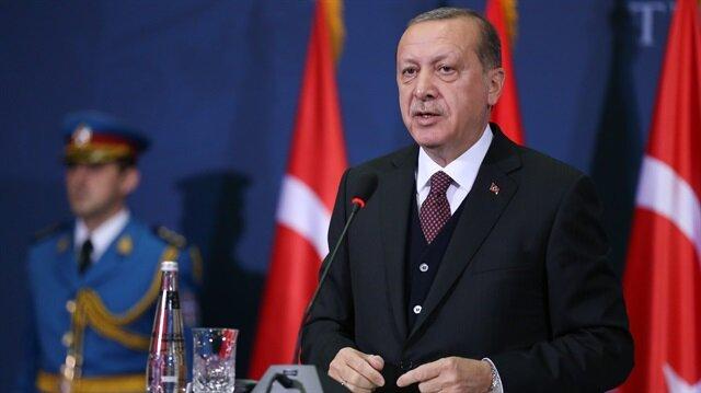 أردوغان: الولايات المتحدة افتعلت مشكلة تعليق التأشيرات