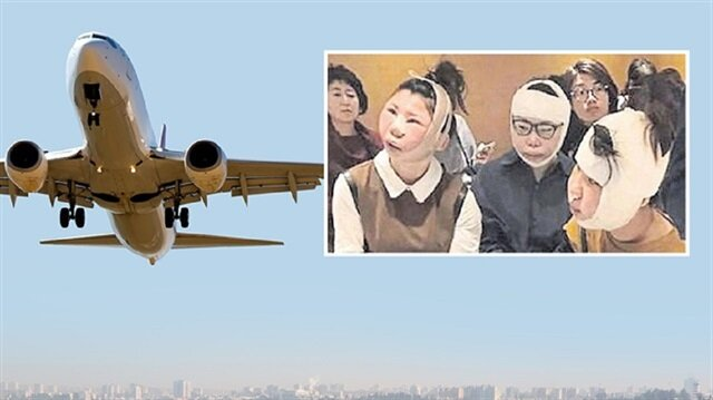 'Unrecognizable' Chinese women stuck at S Korea airport after plastic surgery