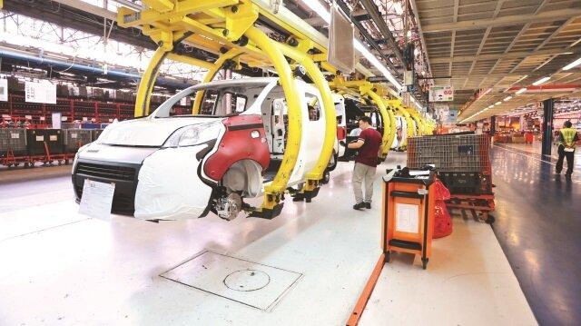 Otomobil üretimi tüm zamanların zirvesinde