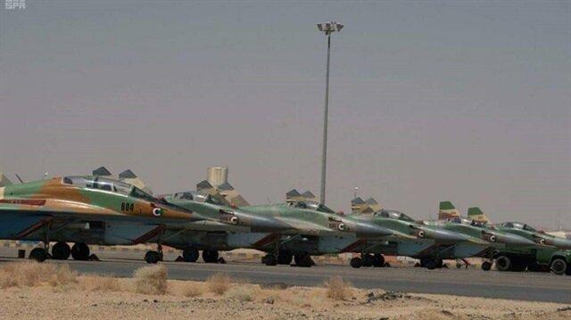 """""""مناورات تهارقا"""" أكبر مناورات عسكرية يجريها السودان مع 10 دول"""