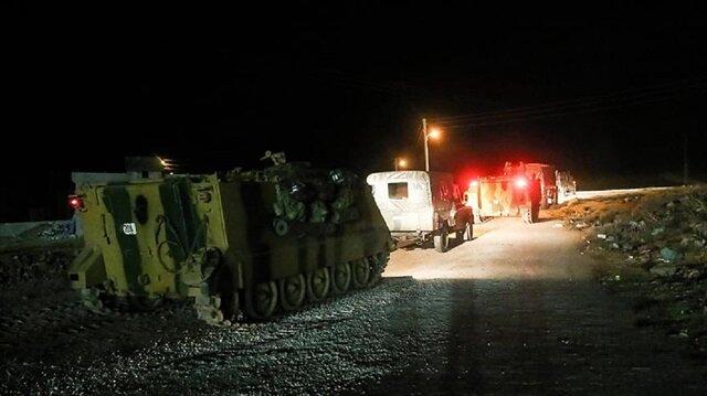 TSK, İdlib operasyonu öncesi sınırda bekliyorken