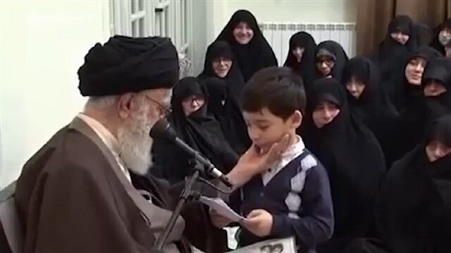 Iran's supreme leader tells mother to teach son Turkish