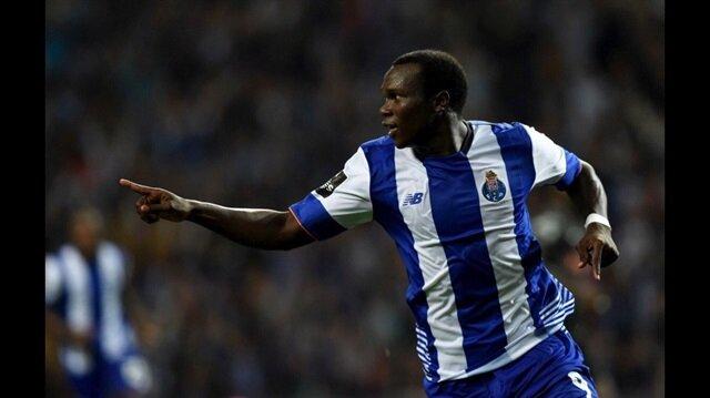 Vincent Aboubakar, bu sezon Porto formasıyla çıktığı 9 maçta 8 gol attı.