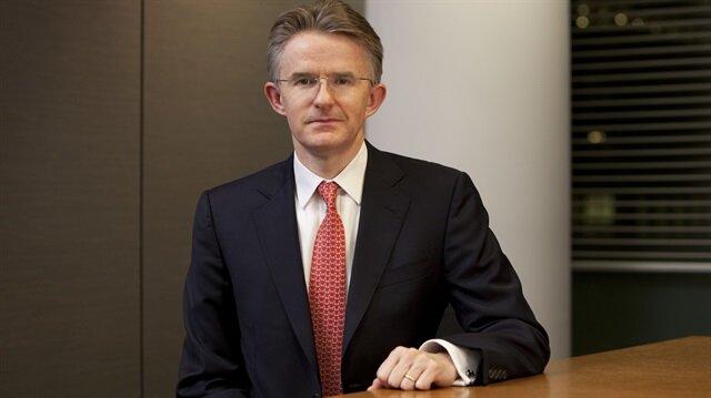 HSBC'nin yeni CEO'su John Flint oldu.