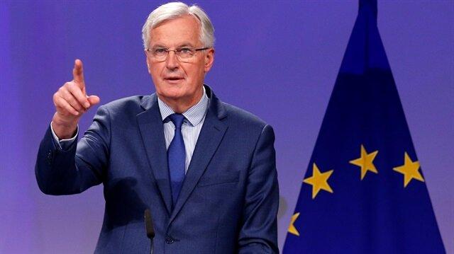 European Union's chief Brexit negotiator Michel Barnier