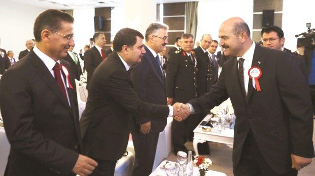 Programa İçişleri Bakan Yardımcısı Mehmet Ersoy, İçişleri Bakanlığı Müsteşarı Muhterem İnce, Emniyet Genel Müdürü Selami Altınok, Jandarma Genel Komutanı Orgeneral Arif Çetin ile 81 ilin valisi, ilgili genel müdür ve daire başkanları katıldı.