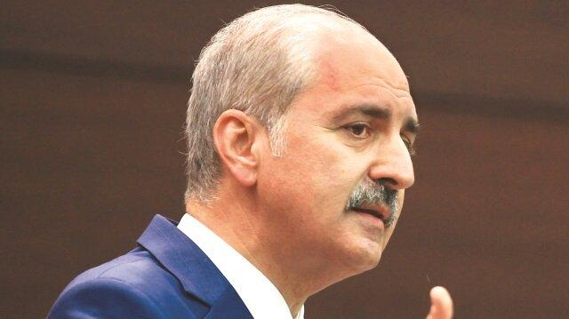 Kültür ve Turizm Bakanı Numan Kurtulmuş, Yeni Şafak'a konuştu.