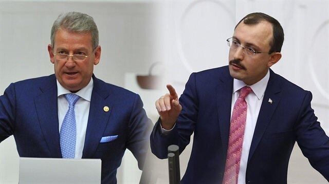 AK Parti Grup Başkanvekili Muş, CHP'li Pekşen'in 15 Temmuz şehitleri hakkındaki sözlerine sert tepki gösterdi.