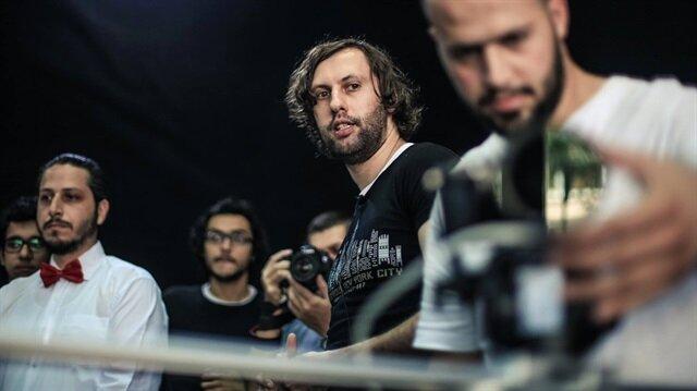 Suriyeli muhalif yönetmen Muhammed Bayazıd