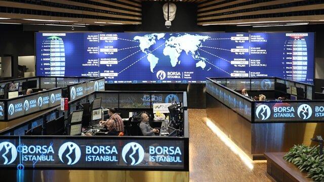 Borsa güne 105.000 puanın üzerinde başladı