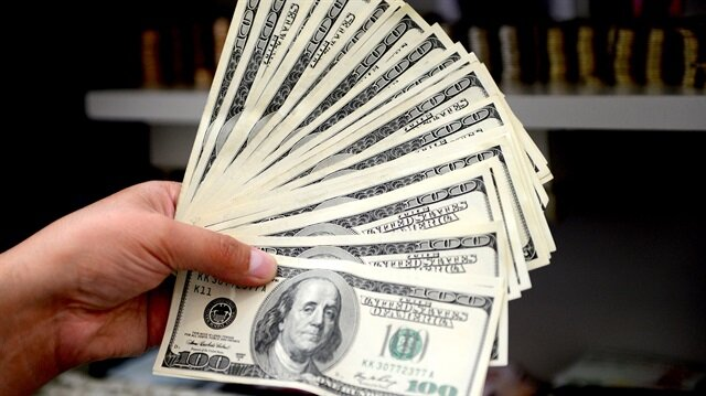Dolar/TL güne düşüşle başladı.