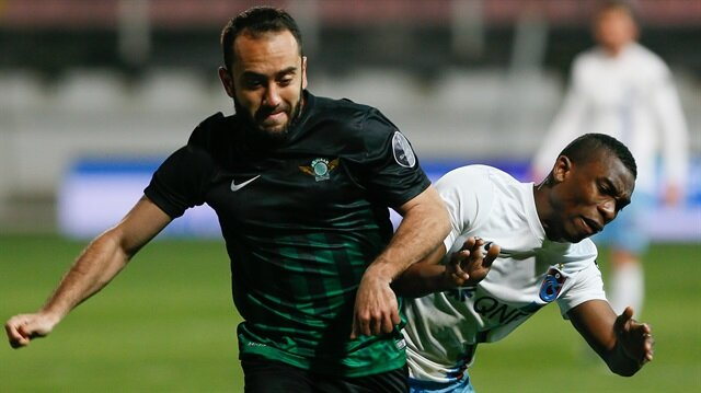 Akhisarspor Trabzonspor'a ters geliyor.