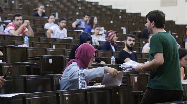 Üniversiteye giriş sınavında yeni sistem: Yükseköğretim Kurumları Sınavı