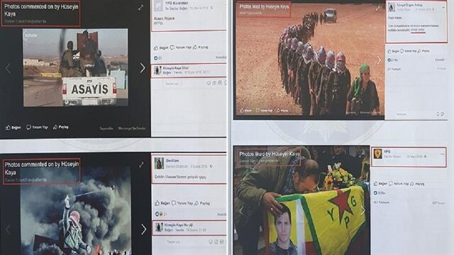 FETÖ zanlısı PKK'lı çıktı.