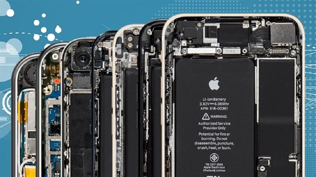 İşte iPhone'un 10 yıllık değişimi