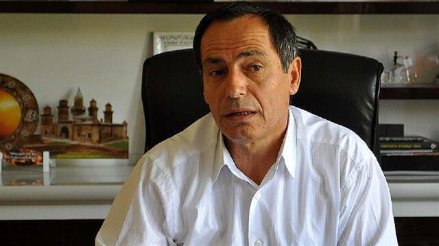 Bitlis eski Belediye Başkanı Hüseyin Olan.