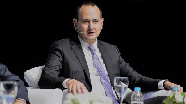 Yıldız Holding İcradan Sorumlu Yönetim Kurulu Başkan Yardımcısı Cem Karakaş.