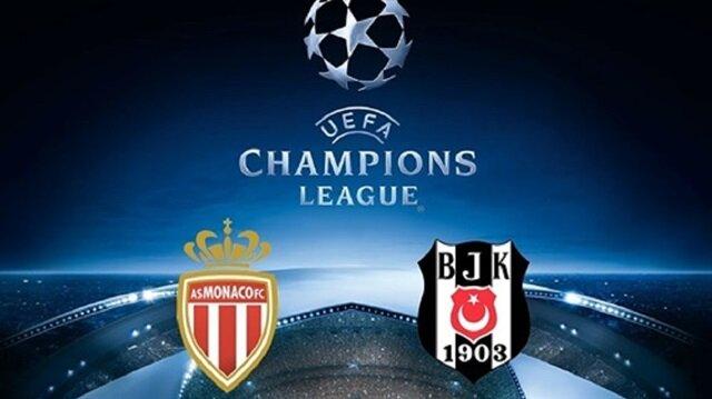 Monaco Beşiktaş maçı ne zaman?