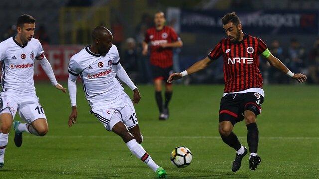 Gençlerbirliği Beşiktaş kaç kaç? CANLI
