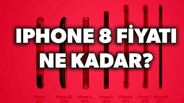 iPhone 8 ve iPhone 8 Plus'ın Türkiye fiyatı belli oldu.