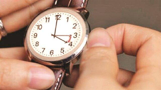 Yaz saati düzenlemesi Meclis'e geliyor