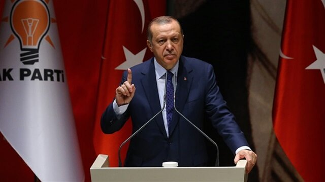 Turkey must take 'own measures' in Idlib: Erdogan
