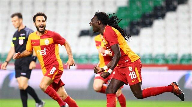 Galatasaray <br>zirveye kuruldu