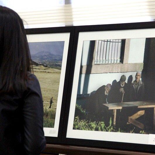 Mustafa Cambaz'ın fotoğrafları memleketi Gümülcine'de