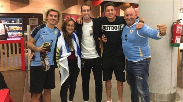 Uruguaylı oldu