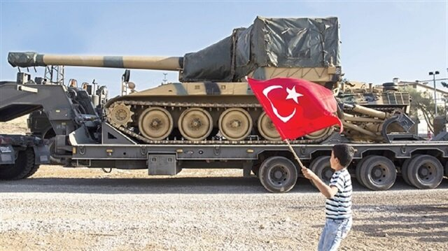 Turkish Army Expands Deployment in Syria's Northwest
