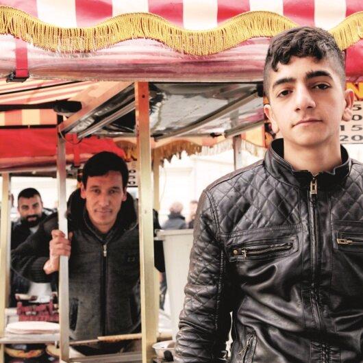 İstanbul'un 365 günü sokaktaydık