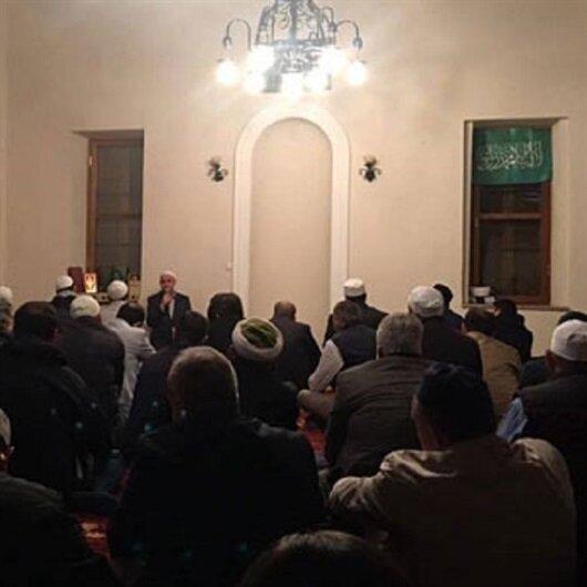 İzmir Emir Sultan'da 92 yıl sonra ilk namaz