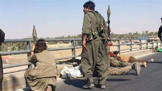 Dirty Peshmerga-PKK alliance in Kirkuk