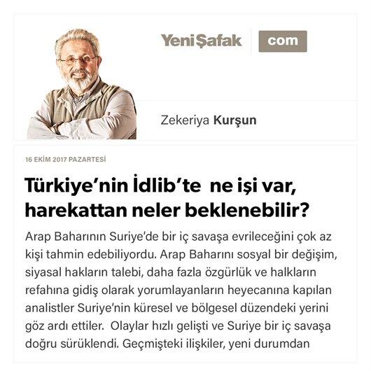 Türkiye'nin İdlib'te ne işi var, harekattan neler beklenebilir?