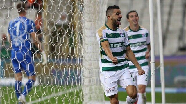 Bursaspor Osmanlı'da farklı: 3-1